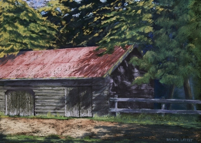 Old Stable, McKay's Crossing [SOLD]
