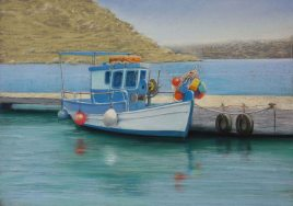 Fishing Boat, Telendos