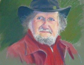 Portrait of Col