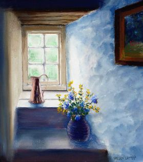 Window at Tintagel